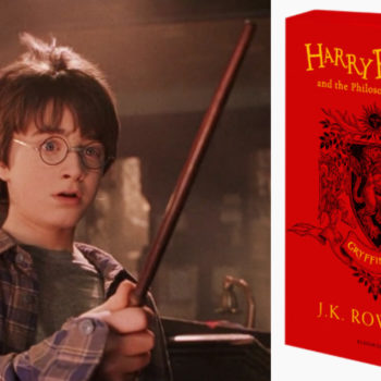 """""""Harry Potter"""" turns *20* this month, and celebrate by buying these gorgeous anniversary editions"""