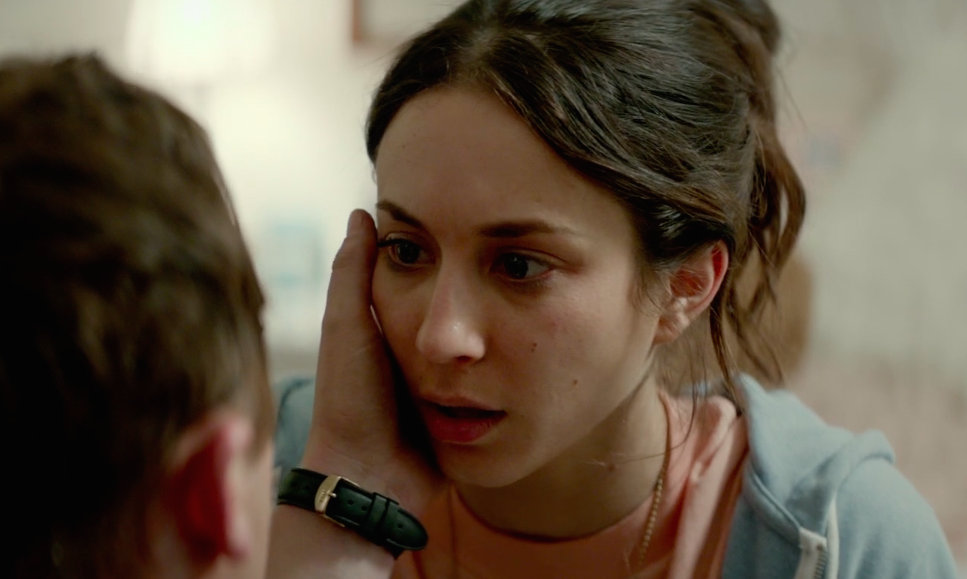 Troian Bellisario and Tom Felton play twins in the most stressful movie we'll see this summer