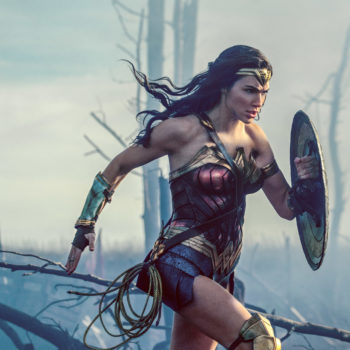 "Today in awesome, there's a fundraiser to send teenage girls to see ""Wonder Woman"""