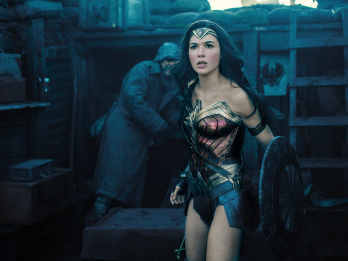 Gal Gadot stars in new Wonder Woman interview & clips