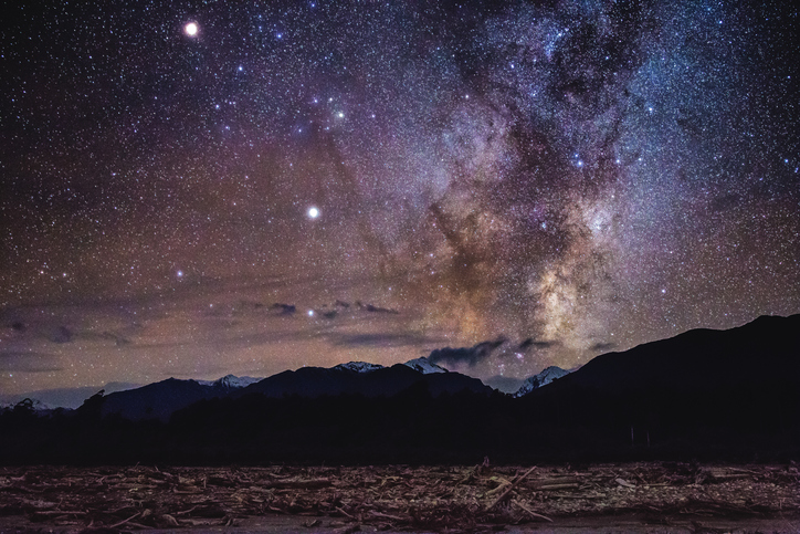 We'll see these three planets in the sky this month, and we're geeking out