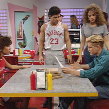 """A """"Saved By The Bell"""" diner is coming to LA, and it's every '90s TV fan's dream"""