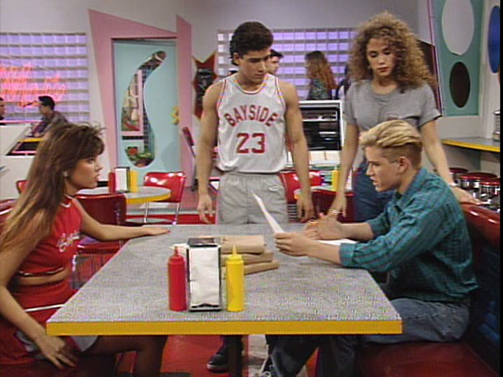 "A ""Saved By The Bell"" diner is coming to LA, and it's every '90s TV fan's dream"