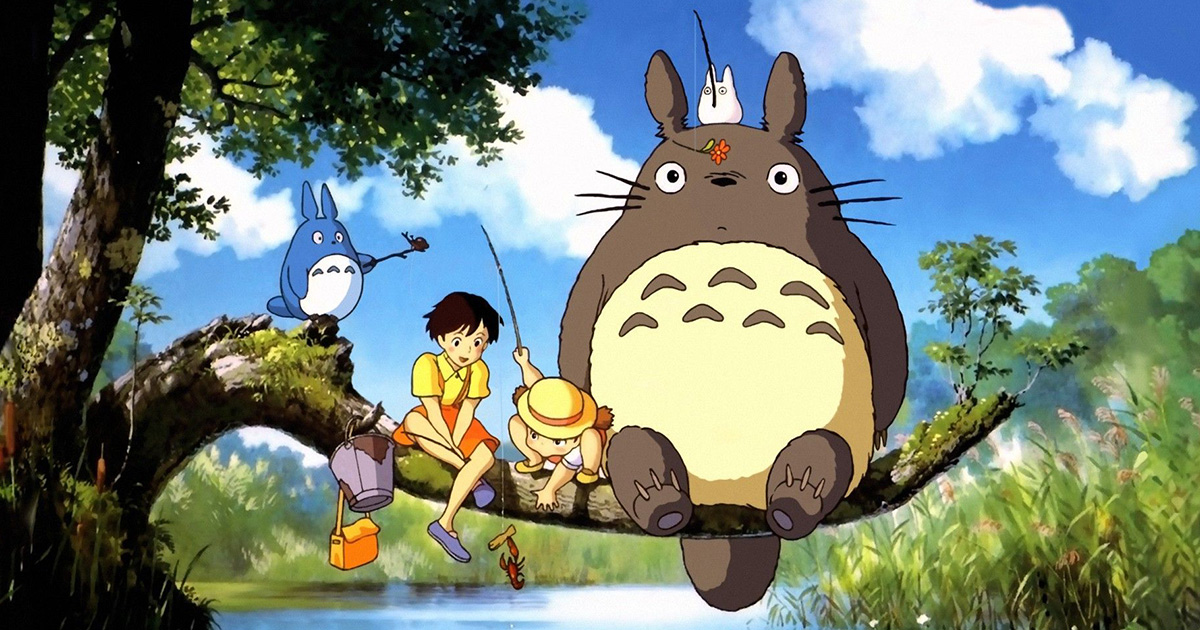 A Studio Ghibli theme park is in the works, so our anime dreams have come true
