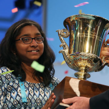 You've definitely never heard this year's winning National Spelling Bee word, unless you *really* know fashion
