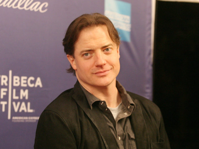 is brendan fraser dating anyone