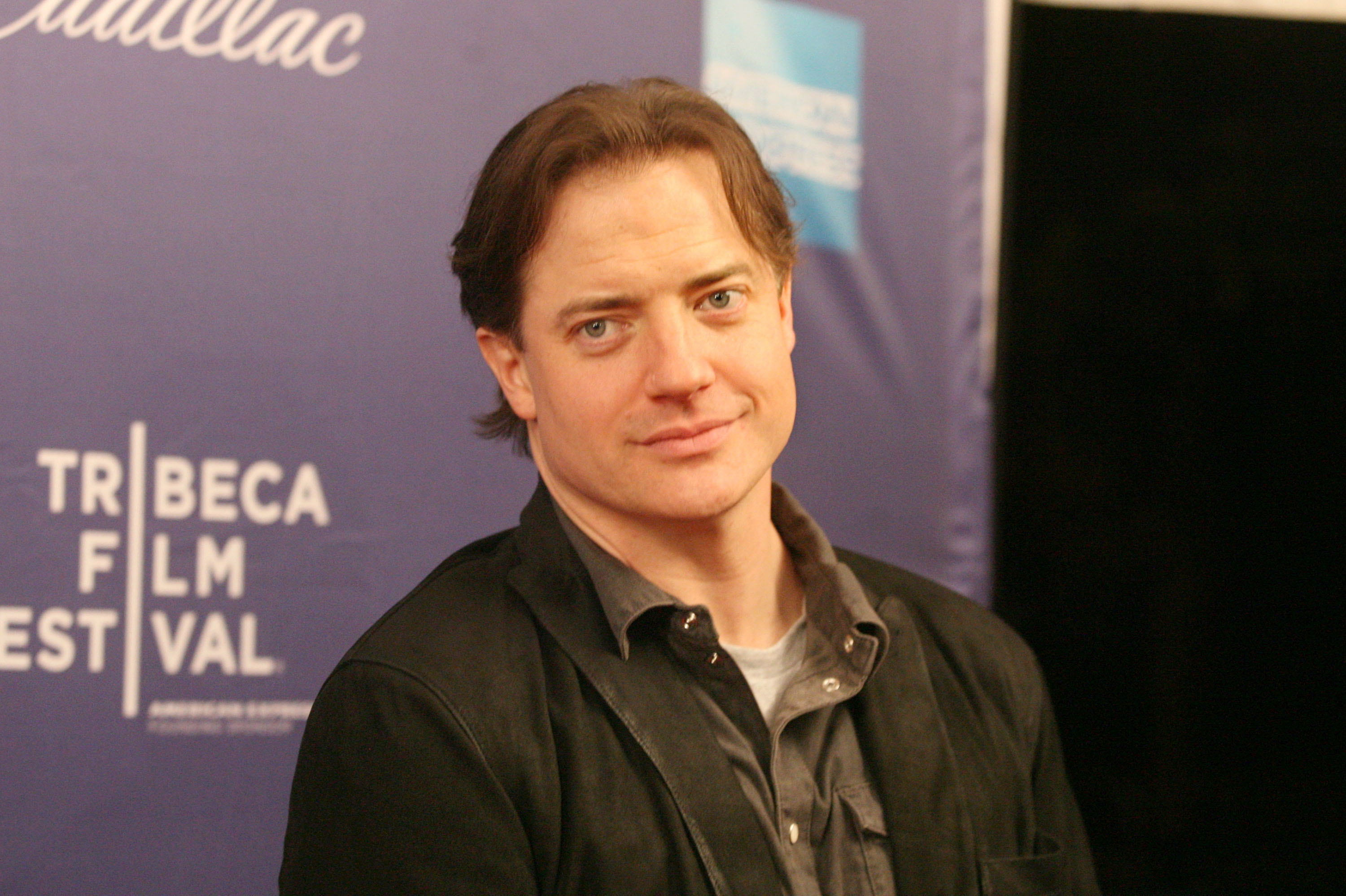Brendan Fraser is coming to TV and TBH, this is important