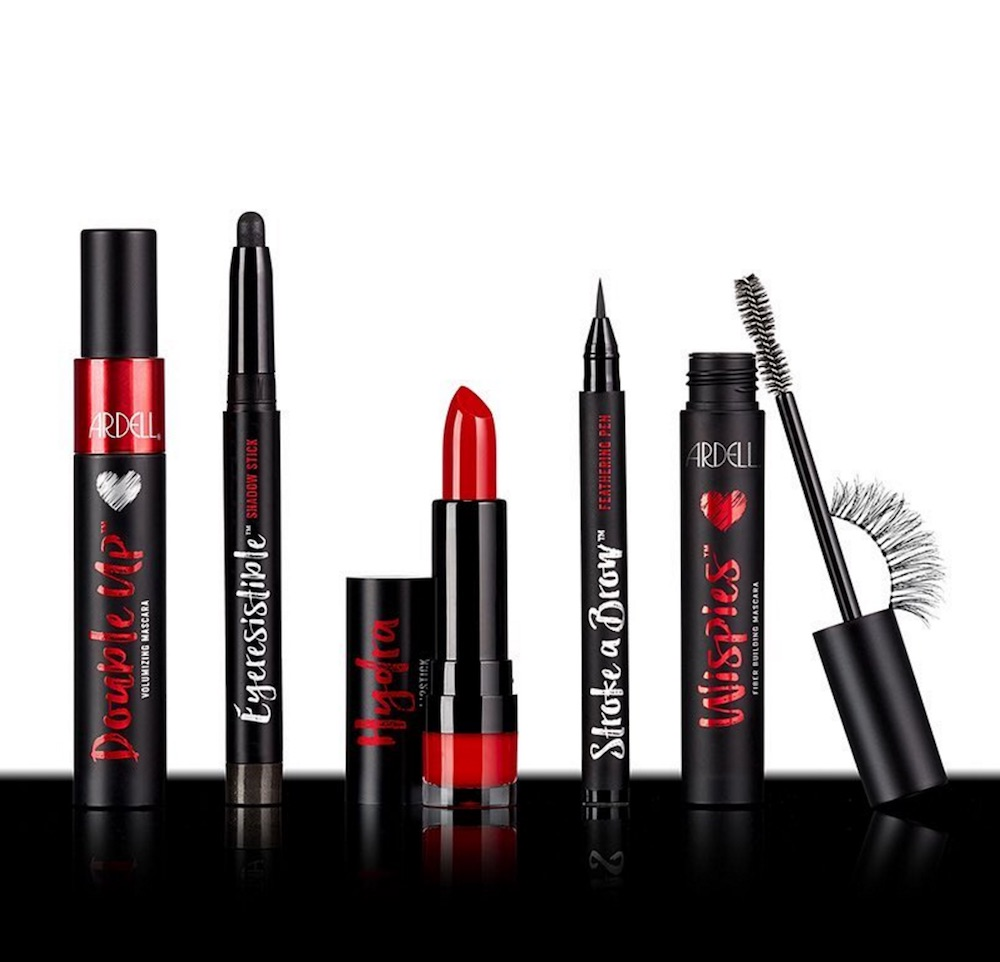 Iconic false lash brand Ardell just launched a new cosmetics line