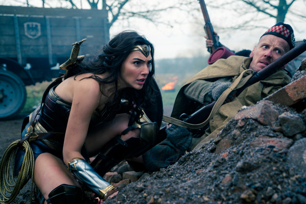 """Wonder Woman"" director Patty Jenkins' cinematic influences might surprise you"