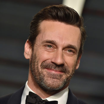 Jon Hamm confessed that he definitely notices what you're wearing, just so you know