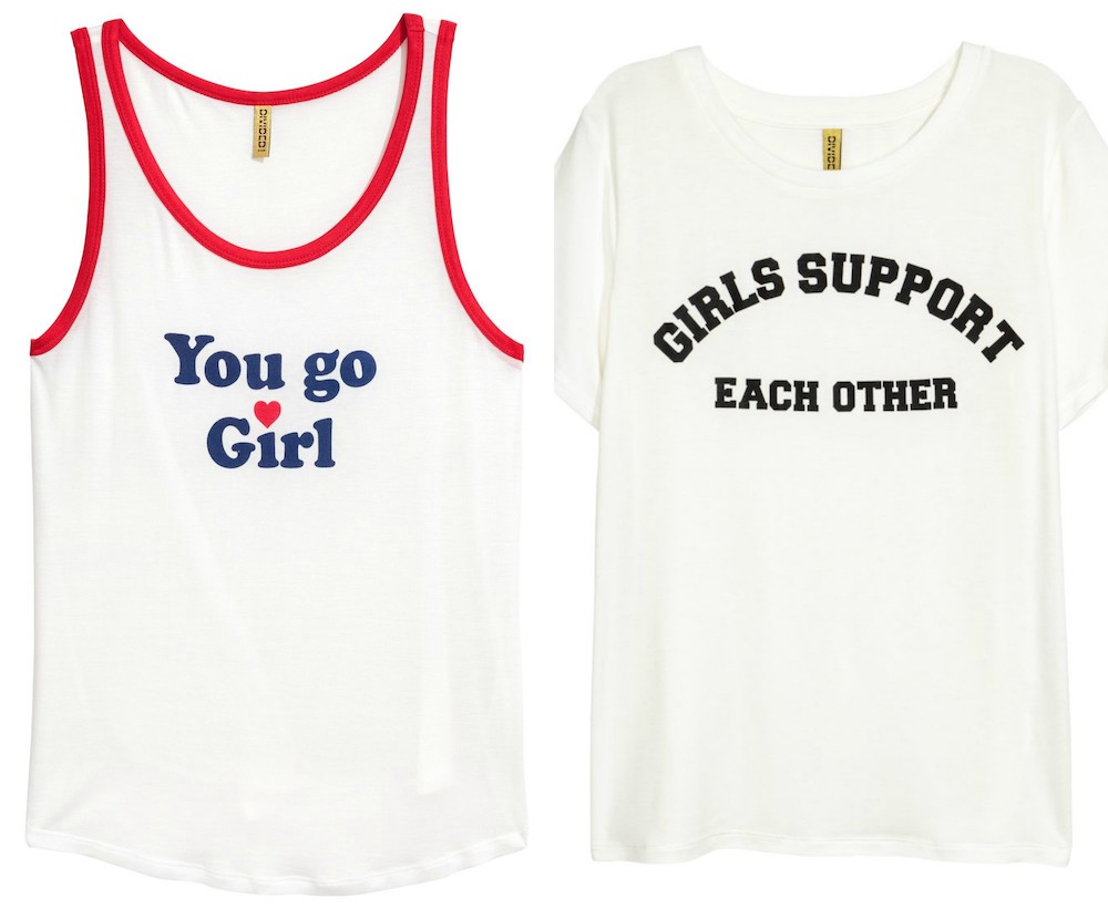 H&M is launching a Fourth of July collection that celebrates girls, and it supports *this* important cause