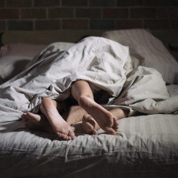 Studies say you should do this every night if you want to have more sex