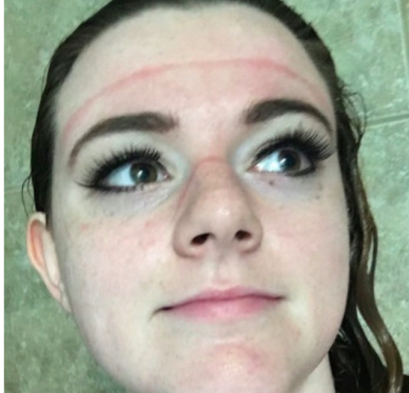 This girl's very intense shower hack is one way to keep your makeup looking flawless