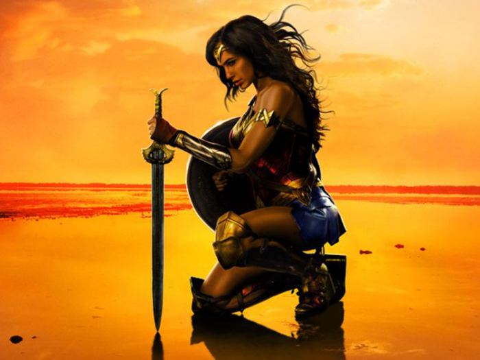 Wonder Woman Tracking for $98 Million Opening Weekend