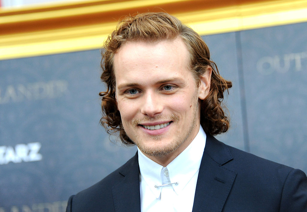 "If you are longing for more of ""Outlander"" star Sam Heughan, we have some very good news"