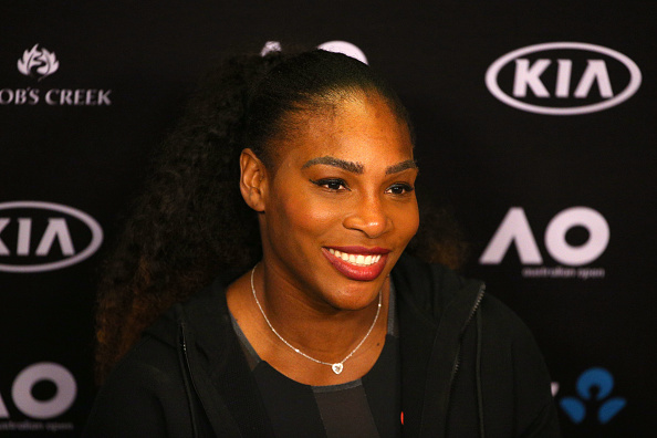 Serena Williams' pregnancy style is both chic and totally affordable