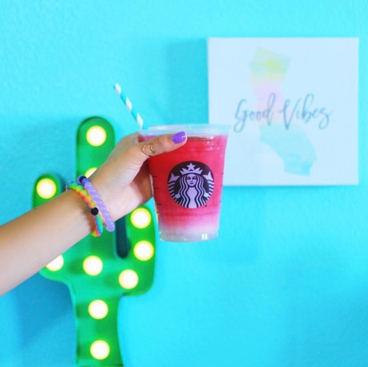 Starbucks' colorful new drink sounds delicious *and* Instagram-able