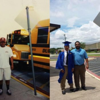 Parents are straight-up killing the graduation game this year and we're weeping