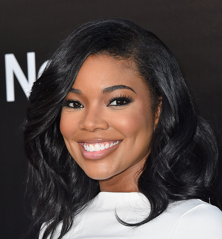 Gabrielle Union's outfit is like four dresses in one, and we just can't choose our favorite