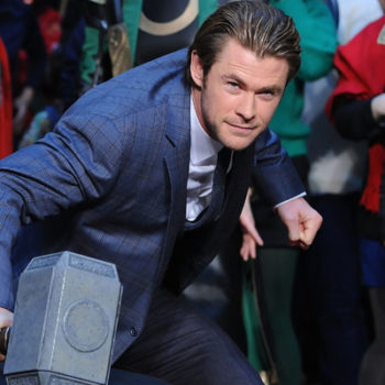 Chris Hemsworth has a surprising answer about who would win in a fight between Thor and Wonder Woman