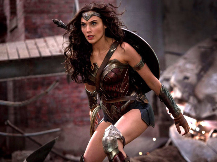 Wonder Woman's a full-on box office hit!