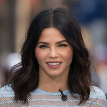 Jenna Dewan Tatum dyed her hair, and there's a secret message in the color she chose