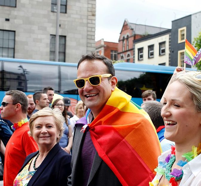 Ireland just elected its first openly gay prime minister, and we're beaming with #Pride