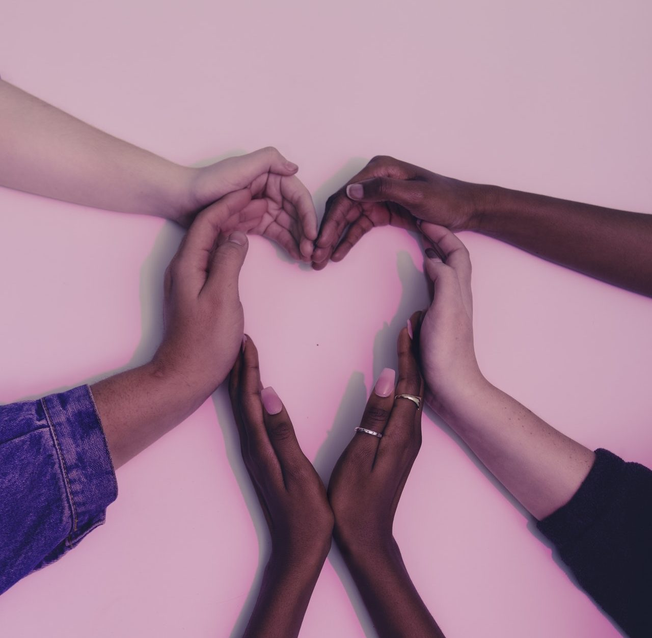 People are using the #PoCInLove Twitter hashtag to celebrate their diverse relationships, so grab a tissue