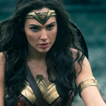 """People are sharing pics of young girls at """"Wonder Woman"""" that will give you hope for the future"""