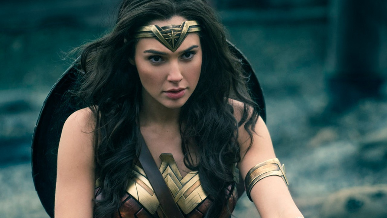 "People are sharing pics of young girls at ""Wonder Woman"" that will give you hope for the future"