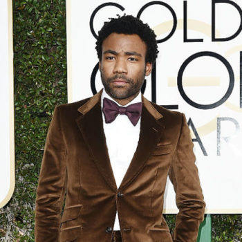 Donald Glover hinted that he's giving up Childish Gambino
