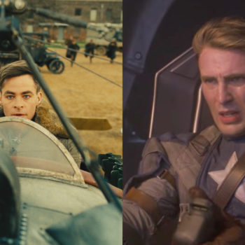 It's time to stop letting guys named Steve near planes in superhero movies
