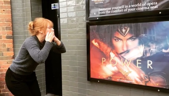 "These celebrities are freaking out about ""Wonder Woman"" just as much as the rest of us"