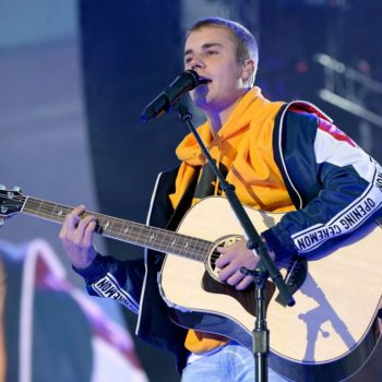 We're so inspired by Justin Bieber's words at the One Love Manchester Benefit