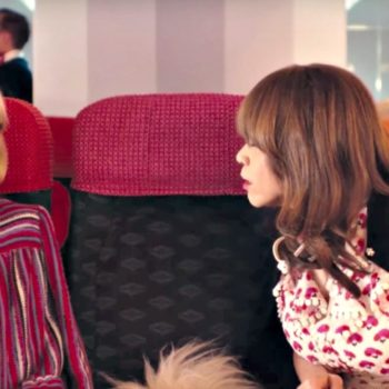 Kate Spade made a short film with Anna Faris and Rosie Perez (who are the worst travelers ever)