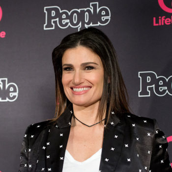 Idina Menzel is going to star in the Alanis Morissette musical, sort of