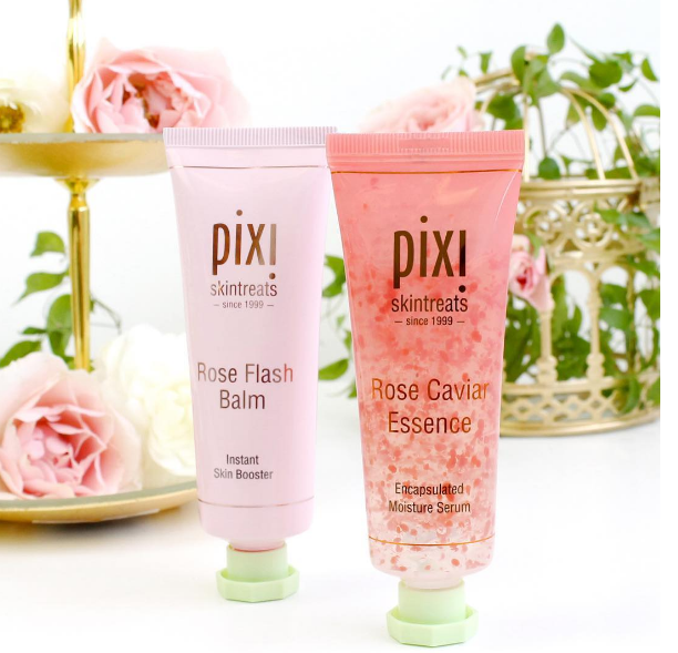 Pixi Beauty released TWO new rose-infused skin care products