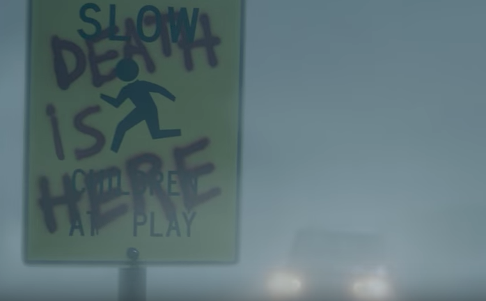 "The new trailer for ""The Mist"" will make you fear condensation"