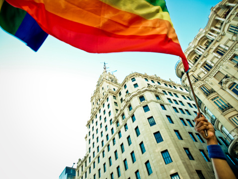 In honor of the World Pride Festival, Madrid is permanently changing its traffic lights for an amazing reason