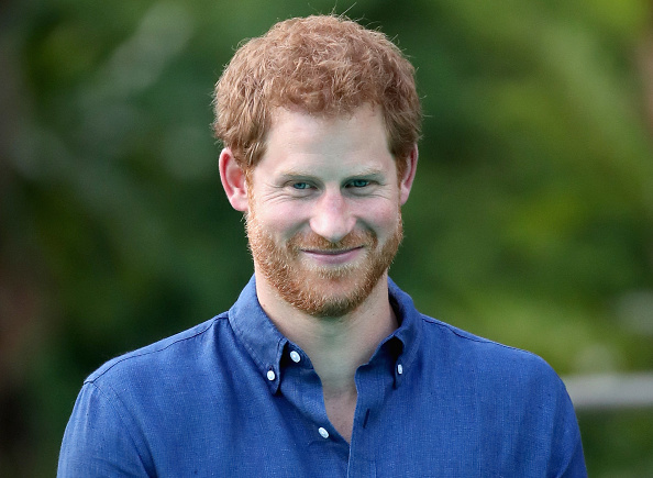 Prince Harry says none of the royals actually want to be King or Queen, and um, what?