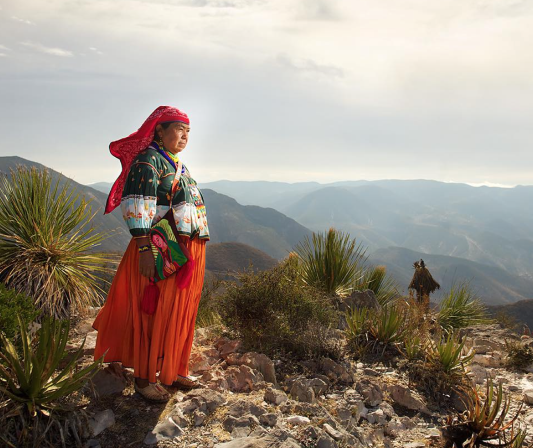 These portraits of Oaxaca's indigenous communities display the beauty of Mexican culture