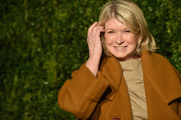 You need to hear the story of Martha Stewart's really, really bad date