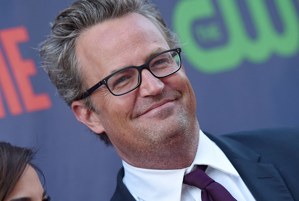 "Matthew Perry says he has nightmares about a ""Friends"" revival"
