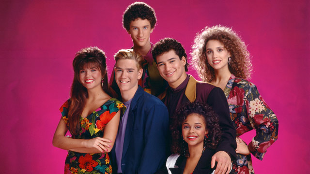 "Elizabeth Berkley says a ""Saved by the Bell"" reunion is ""possible"""