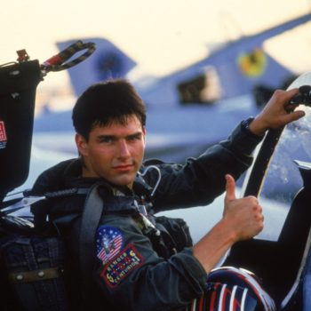 """Tom Cruise just revealed the official name of the """"Top Gun"""" sequel"""
