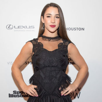 Aly Raisman's message about self-love is something we all need to hear