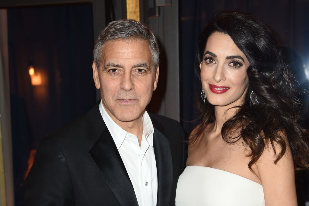 Amal and George Clooney's twins were just born, and their names are so classic