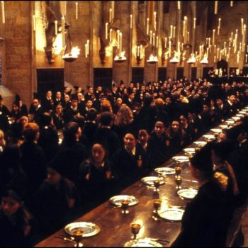 There's a Kickstarter to open a Harry Potter-themed pub that uses *real* magic