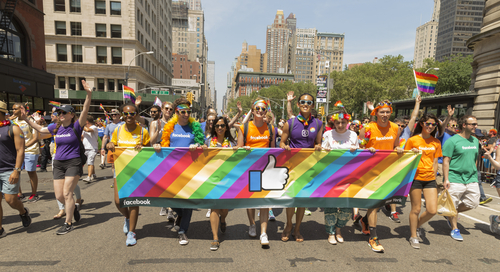 Facebook's new features will let you celebrate LGBTQ Pride Month online and IRL