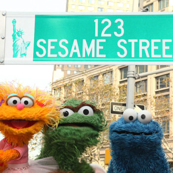 Your favorite Sesame Street songs are up for auction, but you need big bucks to grab them